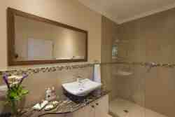 All rooms have modern bathrooms with high quality fittings