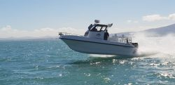 We offer boat charters with our own private boat
