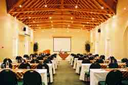 Our Hotel offers the perfect venue for any function. Our three air-conditioned venues, furnished with top multi-media equipment.