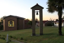 our church and bell tower