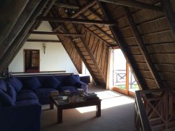 Upstairs Lounge Area