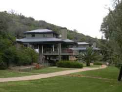 Four bedroom villas on Breede River