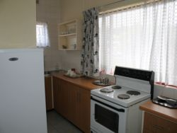 Strathern House, fully equipped kitchen with microwave
