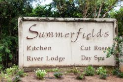 Summerfields Entrance