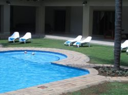 Summerset Place Country House Pool area where you can sit back and relax
