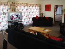 Guest House Large TV Lounge with Top TV: No DSTV