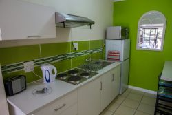 Unit A 2 - sleeper fully equipped kitchen