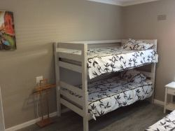Unit A Bunk and Single Bed room