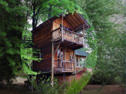 Romantic Treehouse
