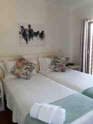 Luxury twin/double room