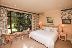 Main Bedroom with gorgeous garden views