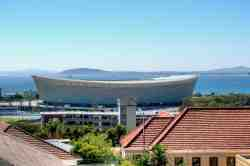Superb view of Green Point Stadium!