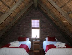 Self Catering Chalet Twin Rooms