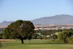 Theewaterskloof Golf Estate fairway