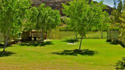 Private Grassed Camp Sites with River View