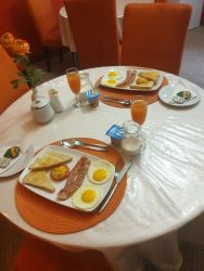 Our Breakfast at R95.00 Extra Optional