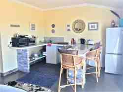 The Paddocks@Kuilfontein - luxury self-catering unit kitchenette