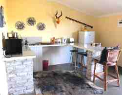 The Paddocks@Kuilfontein - luxury self-catering unit 2 kitchenette