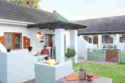 Free standing cottages with garden and braai facility. Excludes unit 1,2,3