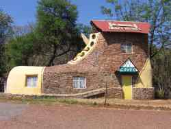 The Shoe and Alpha Omega Cave, Tea Garden and Guest House