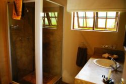Windmill Cottage en-suite bathrooms with showers only