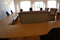 Conferencing and other functions room