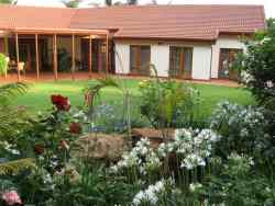 Touraco Guesthouse welcomes you