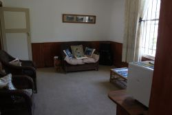 Lounge of Trackers Inn 1/2