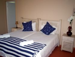 Enjoy our En SUite Guest rooms complete with AC and DSTV