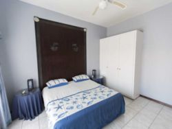 Third bedroom is perfect for a second couple or older children