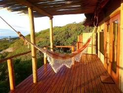 Casa de Mel, our most remotely located casita with unspoilt seaviews