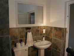 Bathroom Basin & Mirror