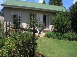 Fish Eagle - 2 sleeper self catering cottage