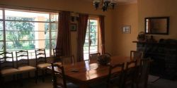 Main House Dining Area
