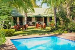 Cool down in one of our three Swimming Pools at Tzaneen Country Lodge