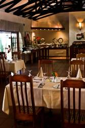 Enjoy our Country Cuisine from our A La Carte Menu at Feathers Restuarant