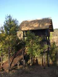 Bird Hide at Tzaneen Country Lodge