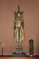 17th century Buddha from Myanmar