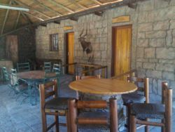 Self-catering Lodge sleeps 10