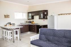 Fully equipped self catering unit