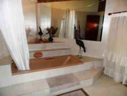 Secretary Bird Suite Bathroom