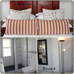 Room 8 Bedroom Double Room with shower