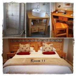 Room 11 Self catering unit with Bath and Shower