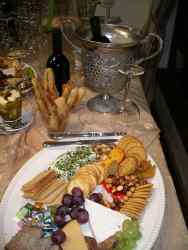 Food and Beverages at Villa Jana
