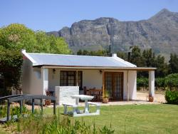 self catering cottage - Chardonnay
