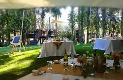 weddings & functions at Vindoux