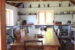 The Blue Butterfly - Farm Style Fully Equipped Kitchen & Dining