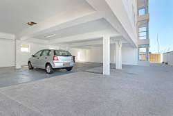 Secure parking for The Royal Penthouse and Regal Loft