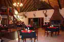 Dining Area Zenzele River Lodge