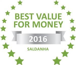 Sleeping-OUT's Guest Satisfaction Award Saldanha 2016